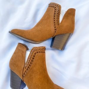 Camel Booties! ALL NEW! I have variety of sizes.